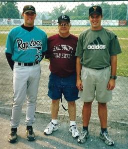 Brad, Matt, Dad