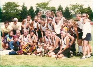 SU Field Hockey 2000