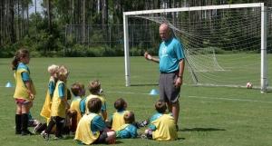 Brad teaching